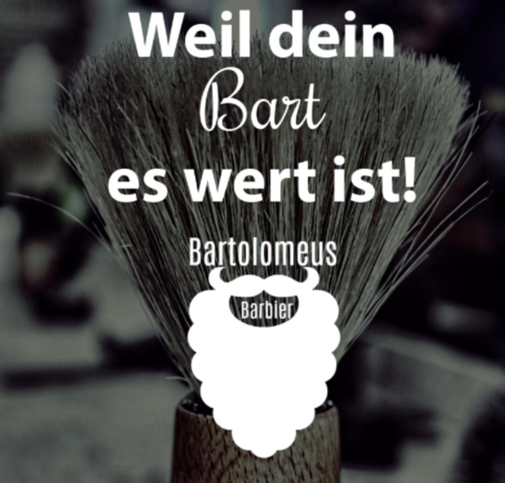 Weil Dein Bart es wert ist!