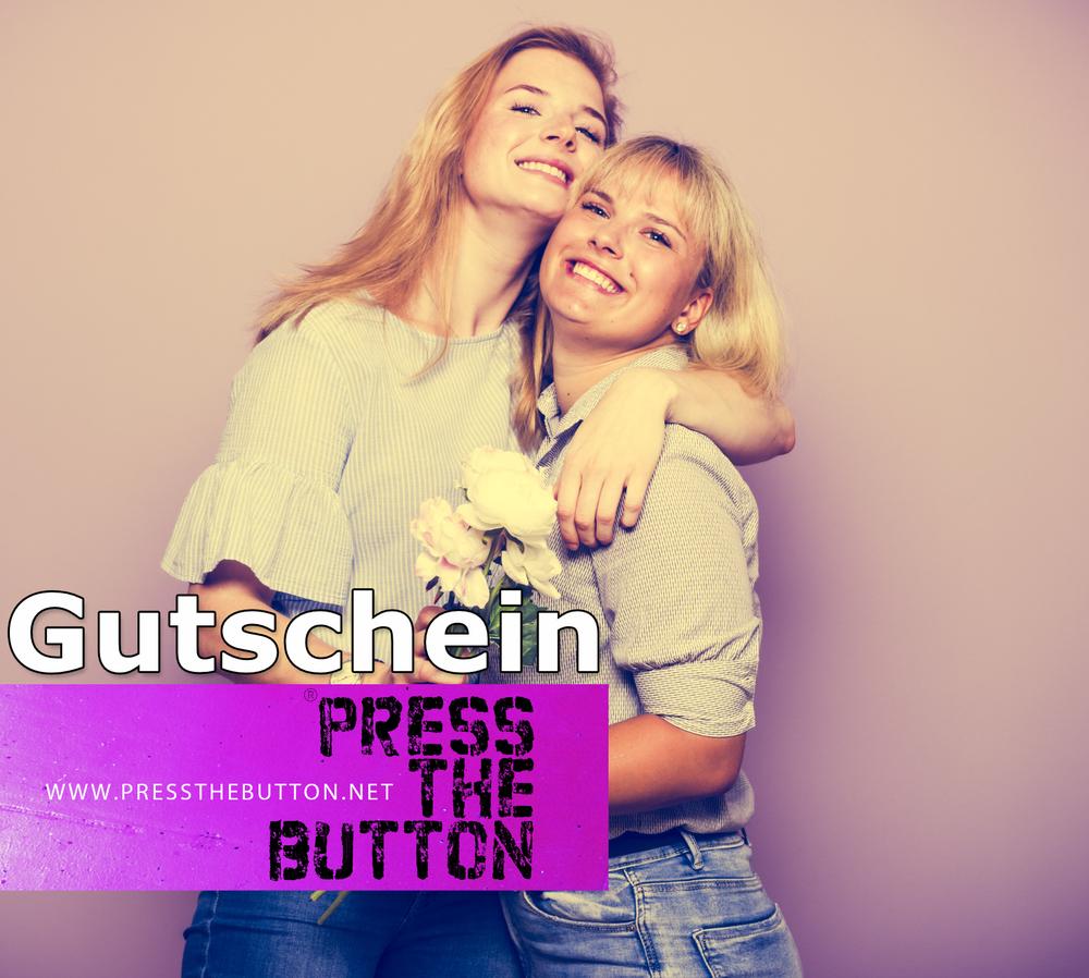 PTB Gutschein | Motiv LIEBLINGSMENSCH