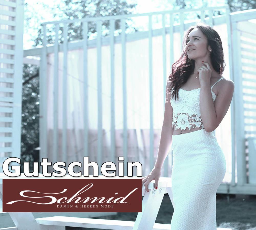 _Modegutschein um 20 EURO Mode Schmid Enns