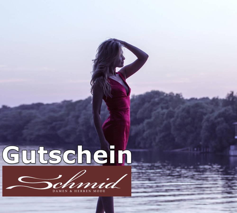 Gutschein - Mode Schmid Enns